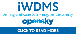 iWDMS: An Integrated Waste Data Managament Solution by opensky: Click to read more