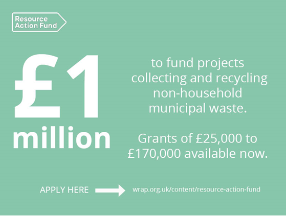 £1 million of new funding announced