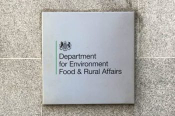 Defra vowed to go further than the Single Use Plastics Directive