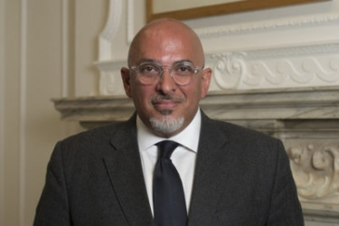 Nadhim Zawahi, Minister for Covid Vaccine Deployment