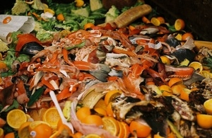 Food and garden waste collections are likely to become mandatory in England from 2023