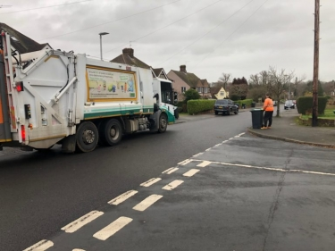 Recycling collections taking place in Three Rivers