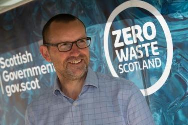 Iain Gulland is chief executive of Zero Waste Scotland