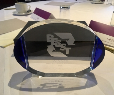 Natural Capital Enhancement Award won by Shropshire's Craemer UK