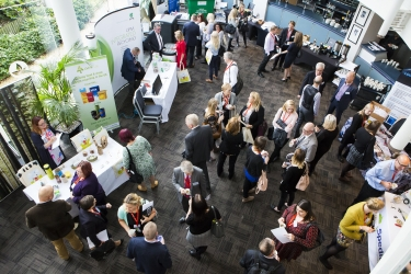Networking at 2017 Conference