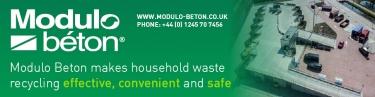 Modulo Beton Modular Recycling Centres