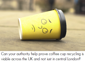 Can we get them recycled across the UK and not just in big cities?