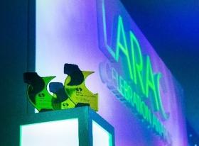 LARAC Conference Celebration Awards
