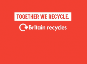 Recycle Week 21 – 27 September 2020.  'Together – We Recycle'