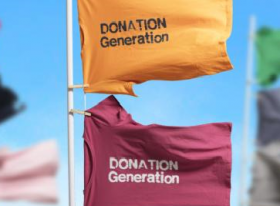 Love Your Clothes: Donation Generation