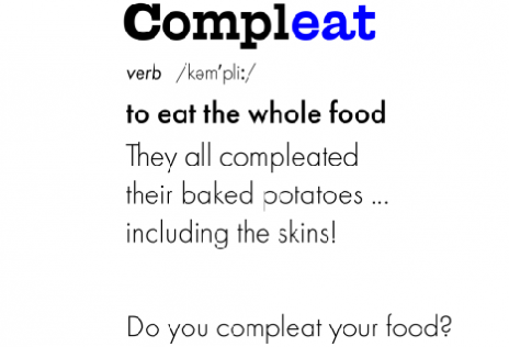 Do you ComplEAT your food?