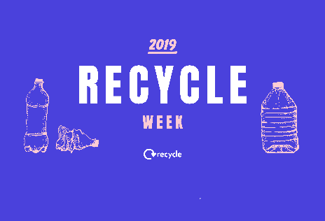 Let's make this the best Recycle Week yet!