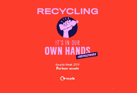 Recycle Week, it's time to act