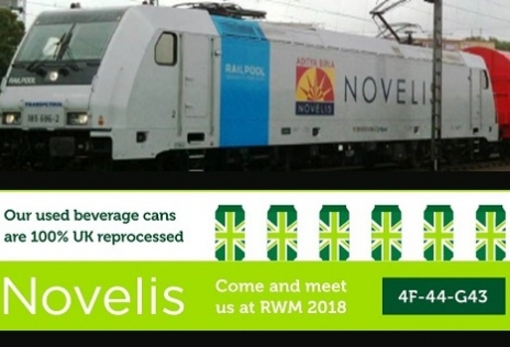 It's September, get on the train and meet Novelis at RWM