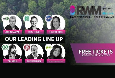 RWM 2019 LINE-UP