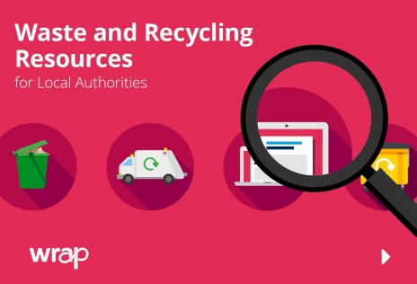 WRAP waste and recycling resources