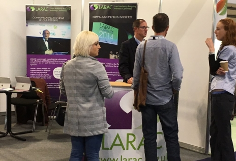 Conversations begin at RWM 17