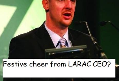 LARAC CEO