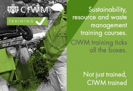 CIWM Training ticks all the boxes