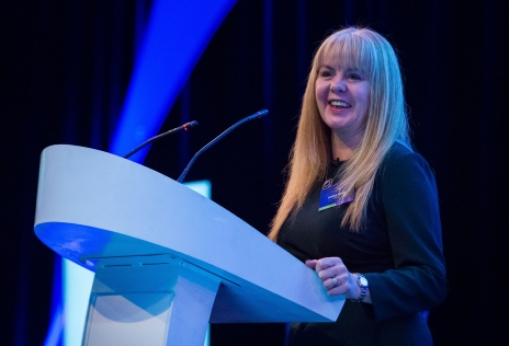 Conference Month for Carole Taylor, LARAC Chair