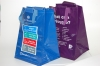 Sai-Pac Sphere laminated recycling bags